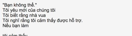 nggyu VIETNAMESE