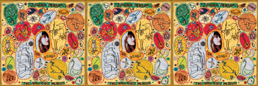 Joanna Newsom – The Milk-Eyed Mender